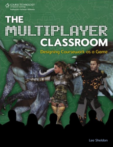 The Mulltiplayer Classroom (book cover)