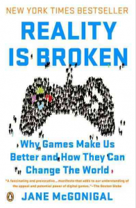 Reality Is Broken (book cover)