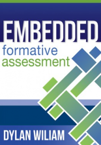 Embedded Formative Assessment (book cover)