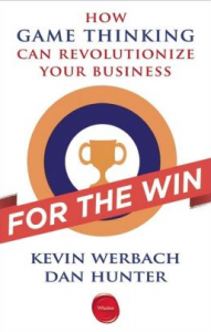For the Win (book cover)