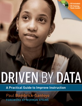 Driven By Data book cover